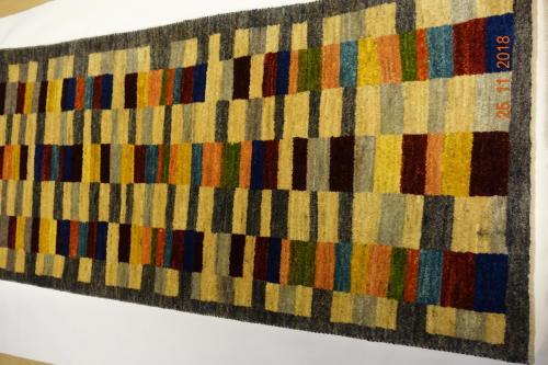 Fantastisk Persisk matta ca 200x70 cm Lammull.